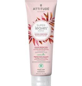 Attitude Super Leaves Natural Conditioner Colour Protect Avocado Oil & Pomegranate 240ml