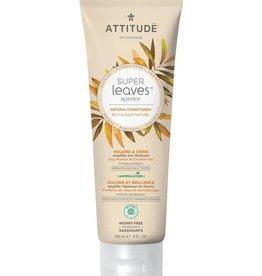 Attitude Super Leaves Natural Conditioner Clarifying Lemon Leaves & White Tea 240ml