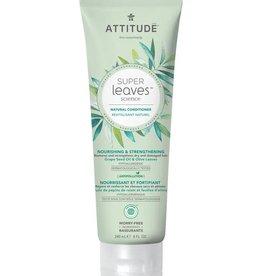 Attitude Super Leaves Natural Conditioner Nourishing & Strengthening Grape Seed Oil & Olive Leaves 240ml