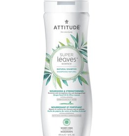 Attitude Super Leaves Natural Shampoo Nourishing & Strengthening 475ml