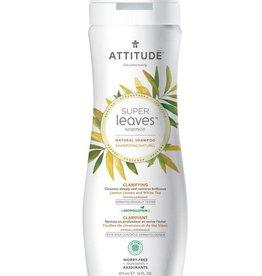 Attitude Super Leaves Natural Shampoo Clarifying 475ml