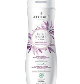 Attitude Super Leaves Natural Shampoo Moisture Rich 475ml