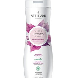 Attitude Super Leaves Natural Body Wash Soothing 473ml
