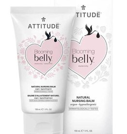 Attitude Blooming Belly Natural Nursing Balm 75ml