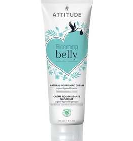 Attitude Blooming Belly Natural Nourishing Cream 240ml