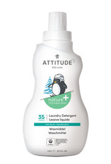 Attitude Little Ones Wasmiddel Pear Nectar 1.05l