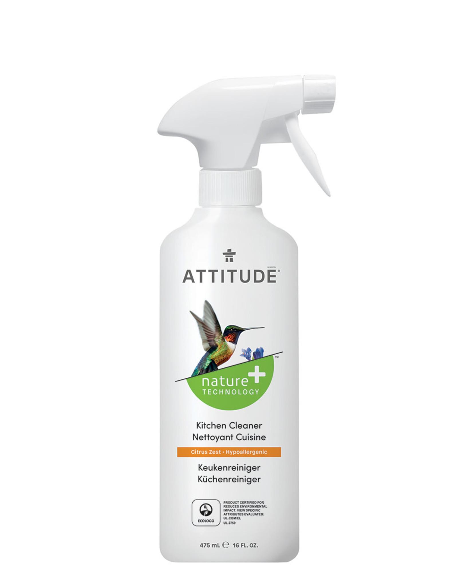 Attitude Attitude Keuken Citrus Zest 475ml