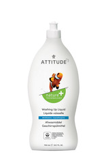 Attitude Attitude Afwasmiddel Wildflowers 700ml