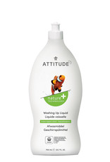 Attitude Attitude Afwasmiddel Green Apple & Basil 700ml