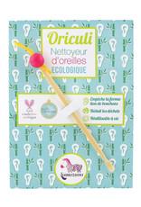 Lamazuna Herbruikbaar oorstaafje Oriculi - Roos