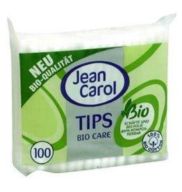 Jean Carol CosmeticTips Bio Care Wattenstaafjes katoen 100stuks
