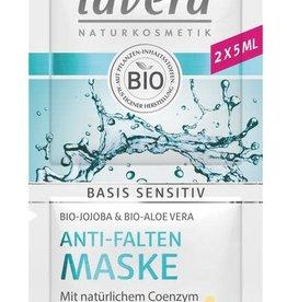 Lavera Gezichtsmasker Anti-Ageing Mask 2x 5ml