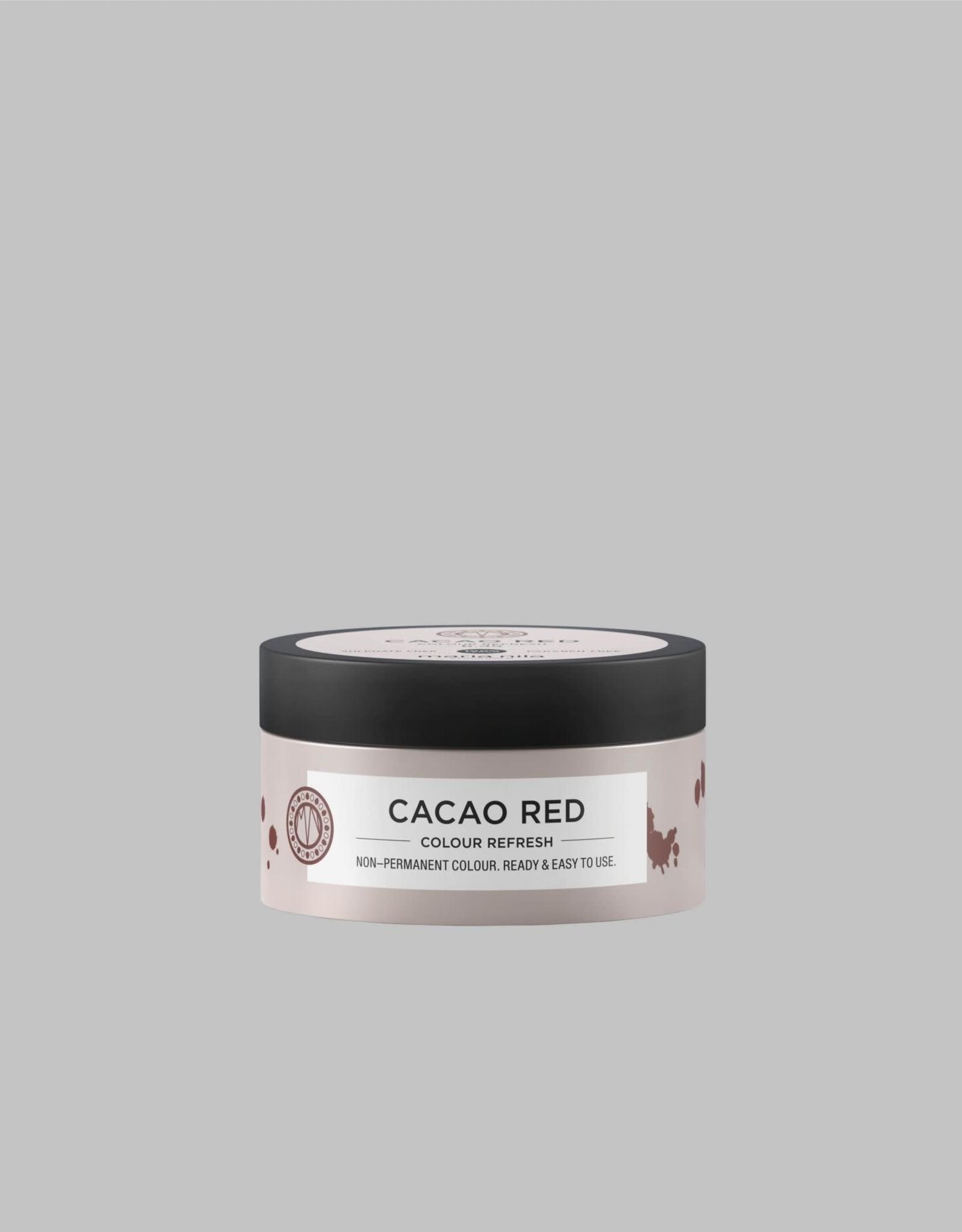 Maria Nila Colour Refresh Cacao Red 100ml
