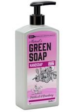 Marcel's Green Soap Handsoap Patchouli & Cranberry 250 ml