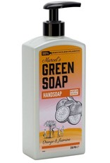 Marcel's Green Soap Handsoap Orange & Jasmin 250 ml