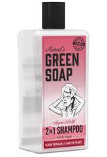 Marcel's Green Soap 2 in 1 Shampoo Argan & Ouhd 500 ml