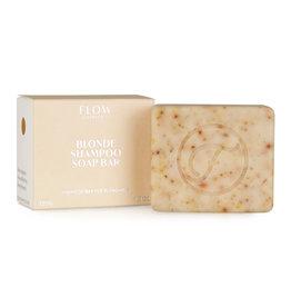 Flow Cosmetics Shampoo Soap Bar Blonde voor blond haar 120 g