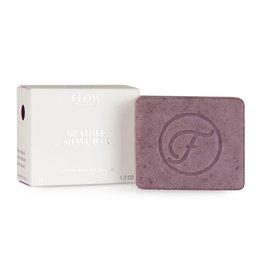 Flow Cosmetics Heather Shave Bar - Zachte Scheerzeep 120 g