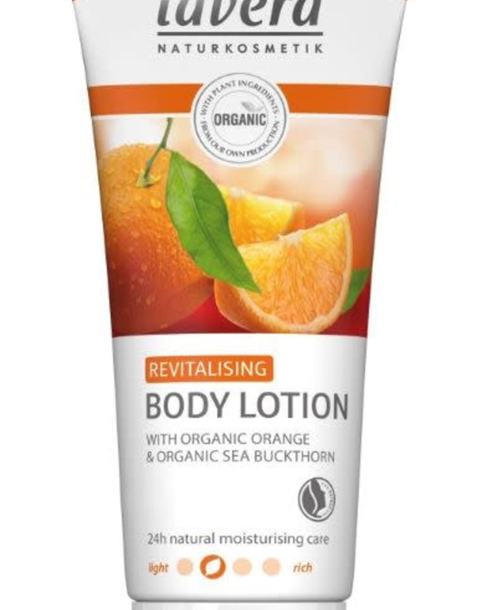 Lavera Bodymilk Revitalising Orange & Sea Buckthorn 200ml