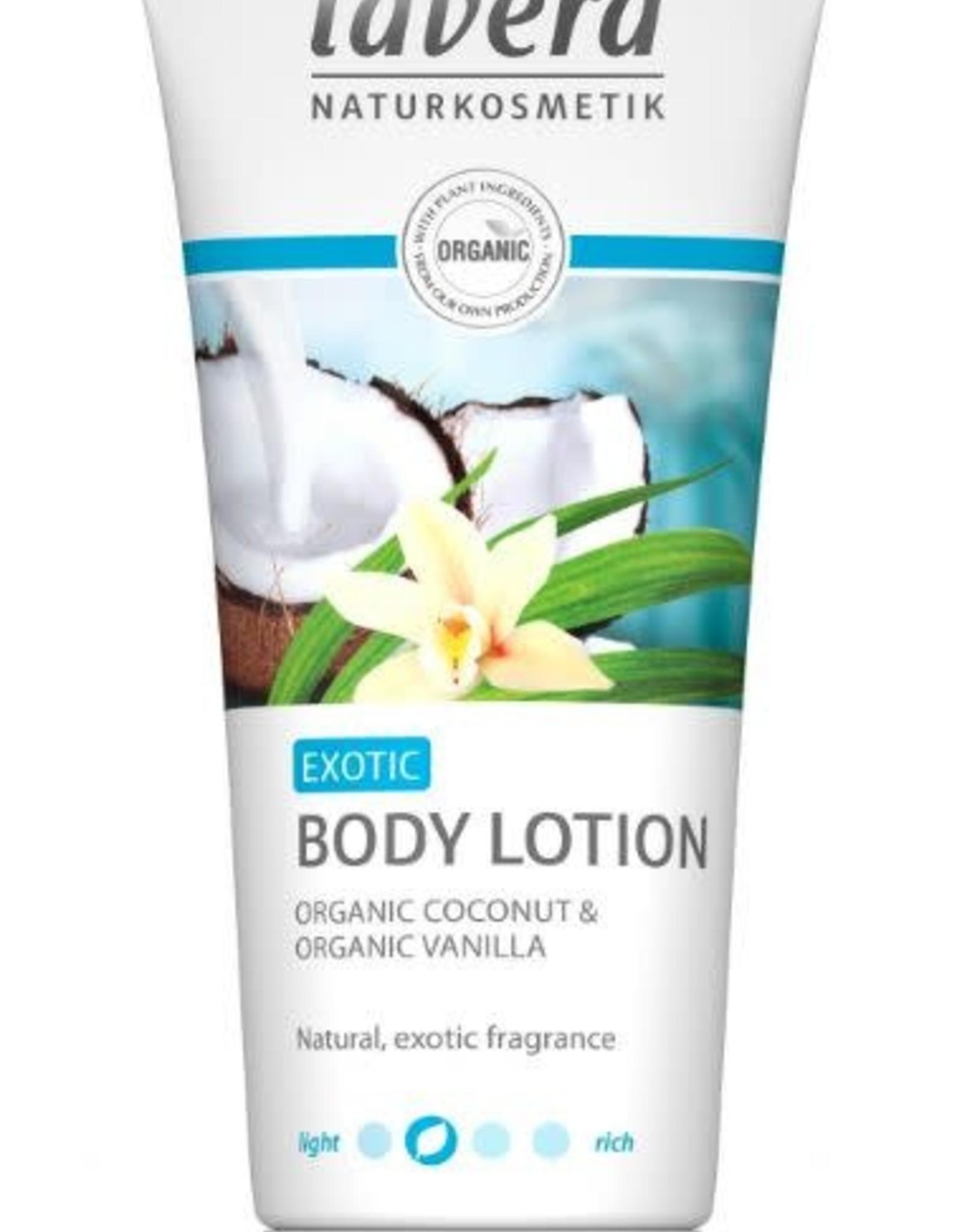 Lavera Bodymilk Exotic Coconut & Vanilla 200ml