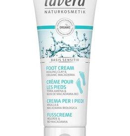 Lavera Basis Sensitive Foot Cream  75 ml