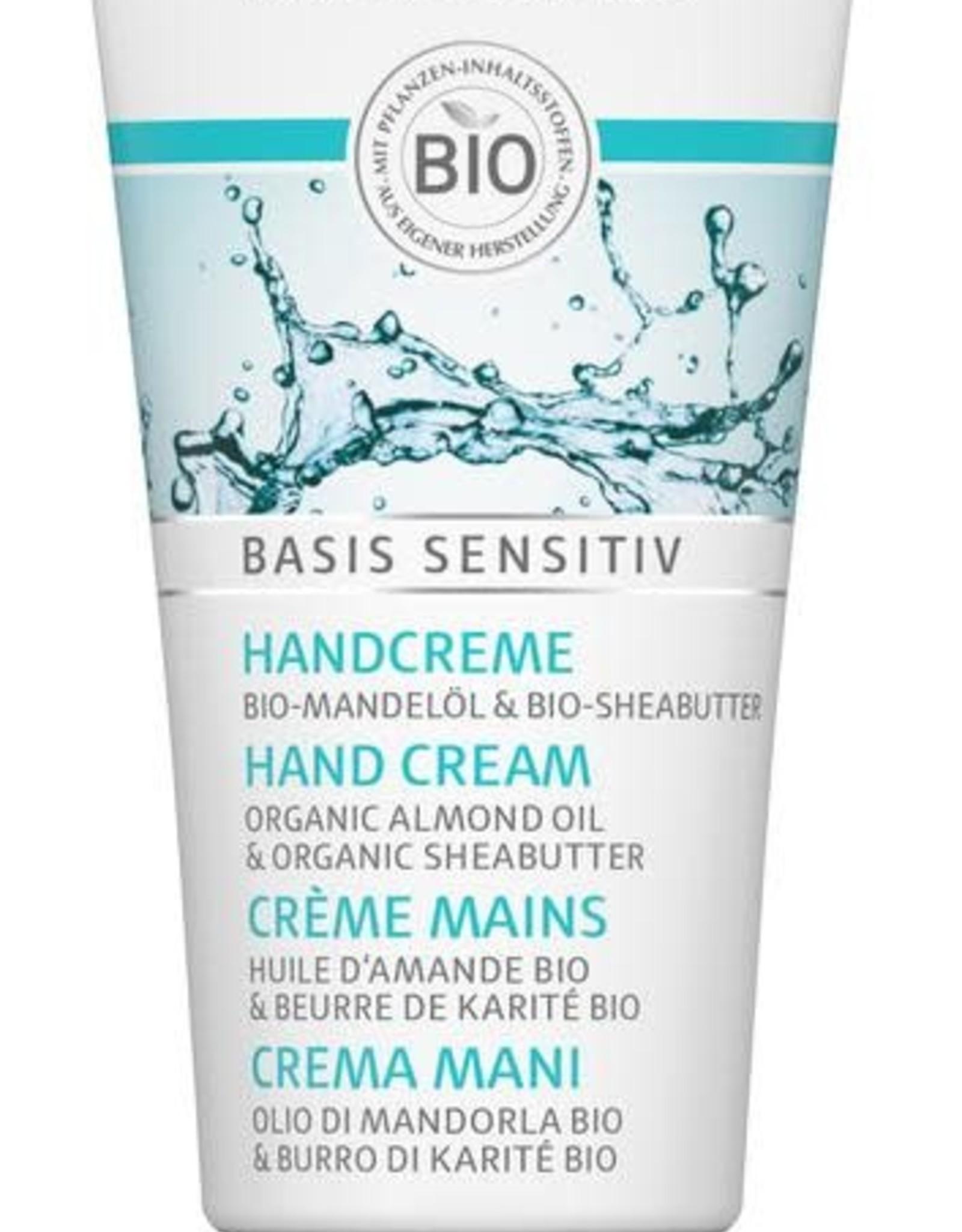 Lavera Basis Sensitive Hand Cream Mini  20 ml