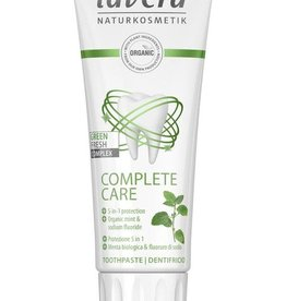 Lavera Toothpaste/Tandpasta Complete Care 75 ml