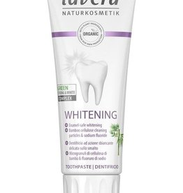 Lavera Toothpaste/Tandpasta Whitening 75 ml
