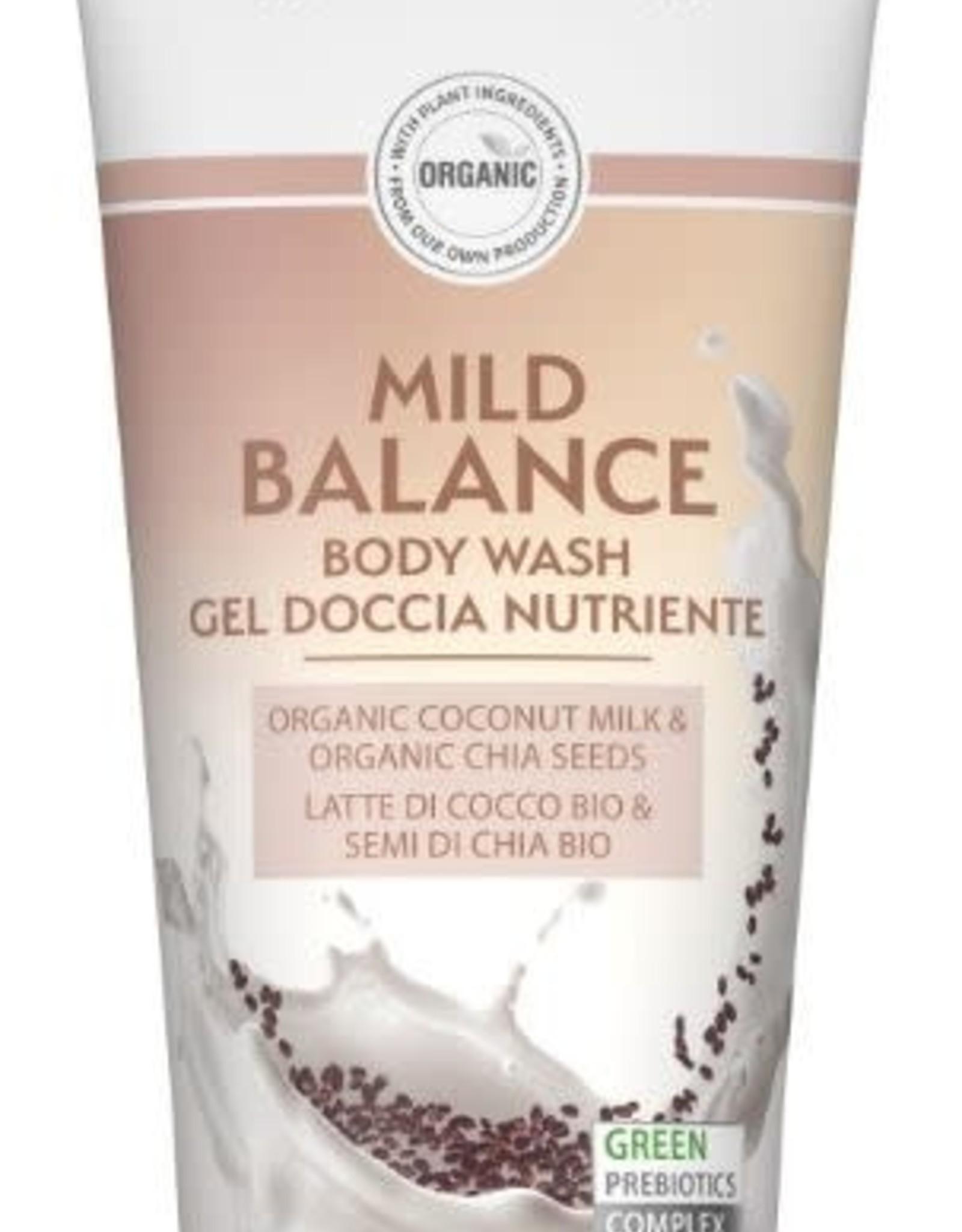 Lavera Douchegel/body wash mild balance 200 ml