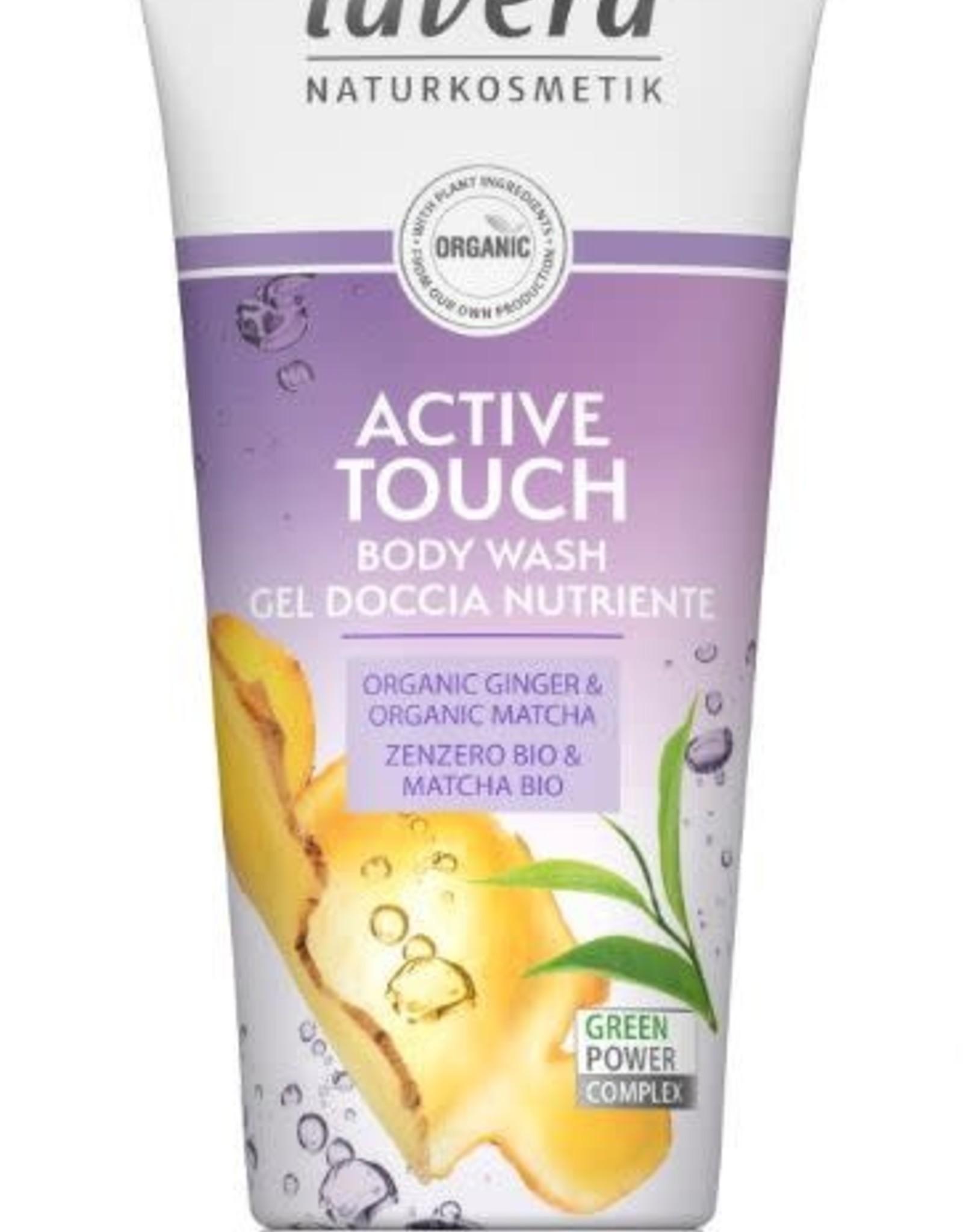 Lavera Douchegel/body wash active touch 200 ml