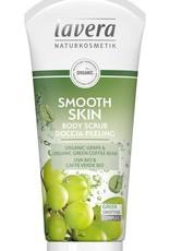 Lavera Douche scrub/shower scrub smooth skin 200 ml