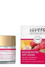 Lavera Dagcreme/day cream regenerating cranberry 50 ml