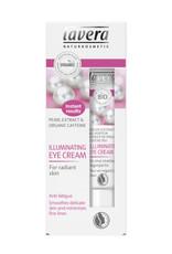 Lavera Oogcreme/eye cream illuminating 15 ml