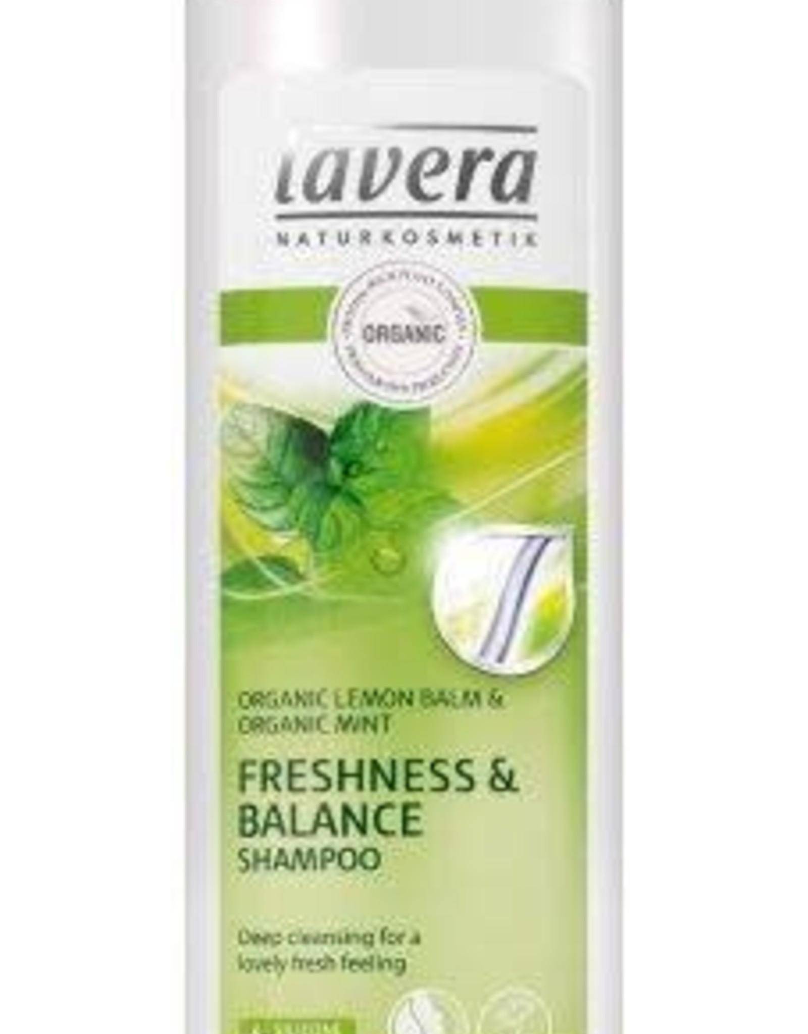 Lavera Shampoo freshness & balance 250 ml