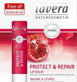 Lavera Lippenbalsem/lip balm protect & repair 4,5 g