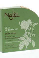 Najel Aleppo zeep Damascus rozen 100 g
