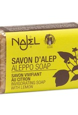 Najel Aleppo zeep olijf citroen limoen 100 g