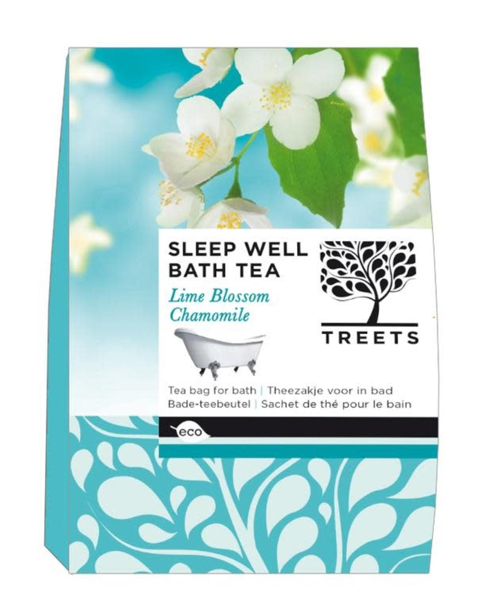 Treets Treets - Bath tea sleep well 210 g