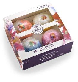 Treets Treets - Muffin giftset - 4 stuks