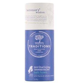 Treets Treets - Revitalising Ceremonies bath fizzers
