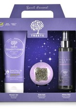 Treets Treets - Sleep well giftset