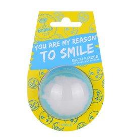 Treets Treets - Message Fizzer Halve bruisbal reason to smile