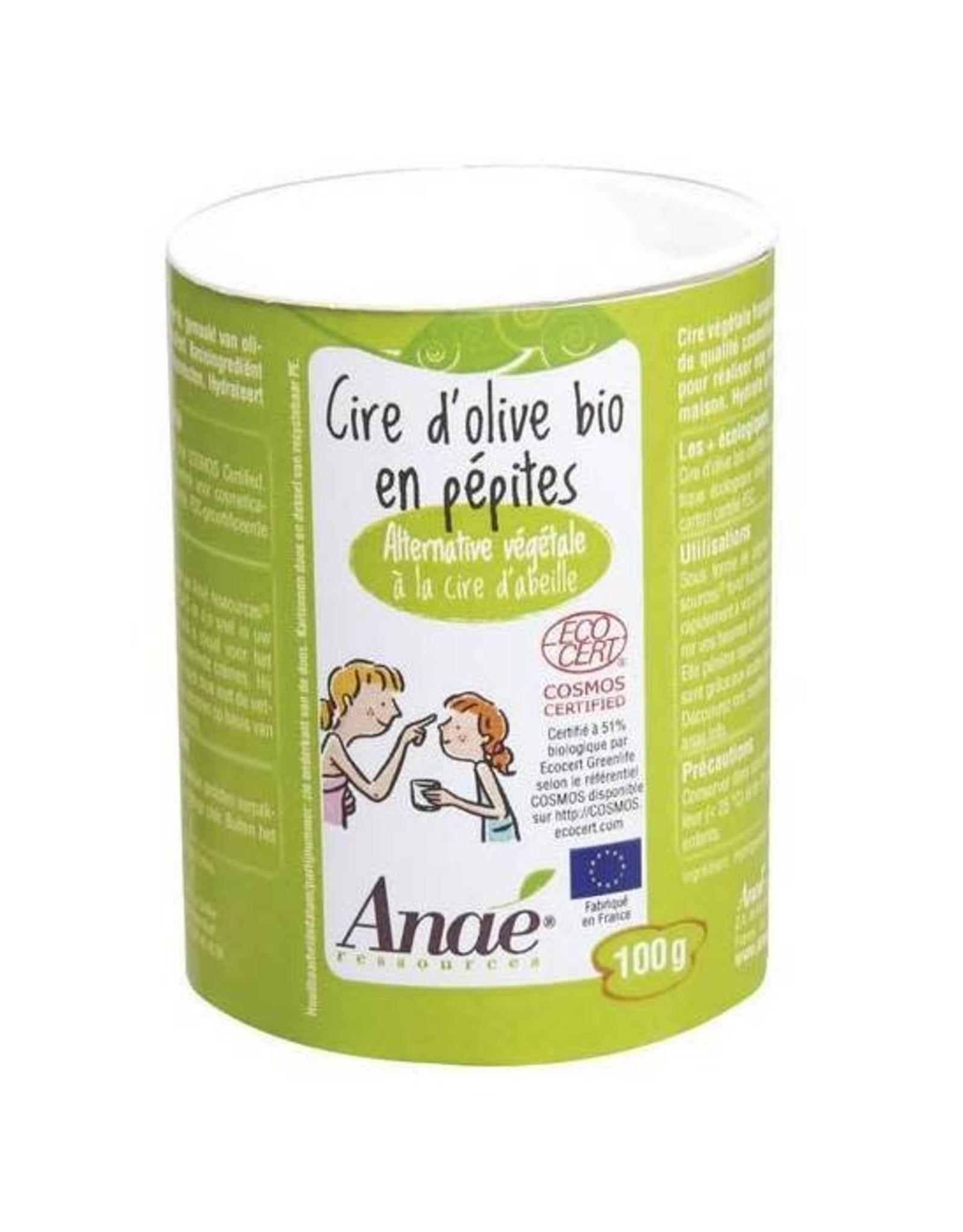 Anae Anae - Biologische olijfwas in korrels