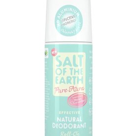 Salt of the Earth Salt of the Earth - Deodorant roller pure aura melon & cucumber 75 ml