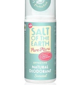 Salt of the Earth Salt of the Earth - Natuurlijke deo pure aura spray melon & cucumber 100 ml