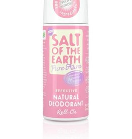 Salt of the Earth Salt of the Earth - Pure aura deodorant roll-on lavender & vanilla 75 ml