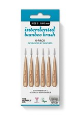 The Humble Co. Humble Bamboo Interdental bamboo brush size 3 - 0,60 mm