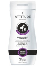 Attitude Attitude Furry Friends - Deodorizing Shampoo Hond Coconut Lime 240 ml