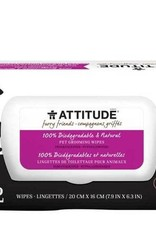 Attitude Attitude Furry Friends - Pet Grooming Wipes 72 wipes