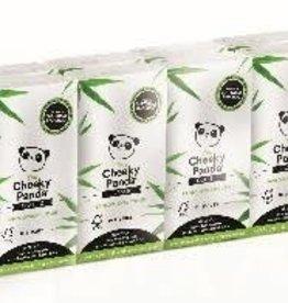 The Cheeky Panda The Cheeky Panda - Bamboo Zakdoekjes 8 pakjes van elk 10 tissues